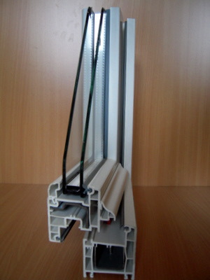 Fenêtre PVC  jet d'eau, menusierie henry 70000 Vesoul